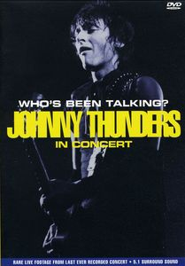Who's Been Talking [Import]