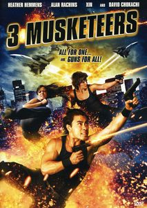 3 Musketeers [Import]