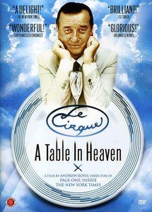 Le Cirque: A Table in Heaven