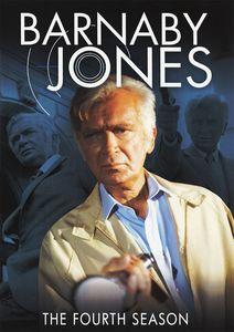 Barnaby Jones: The Fourth Season