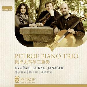 Dvorak Kukal Janacek: Piano Trio