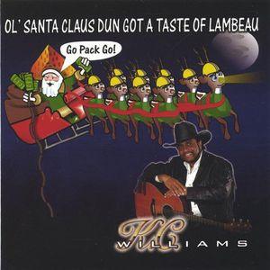 Ol Santa Claus Dun Got a Taste of Lambeau