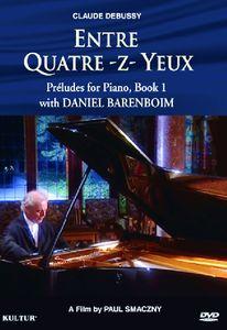 Claude Debussy's Entre Quatre-Z-Yeux