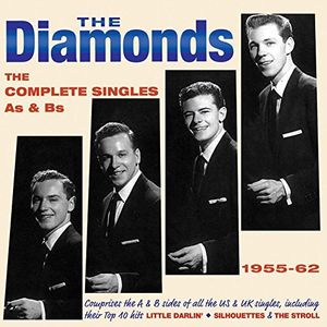 Diamonds - Complete Singles As & Bs 1955-62