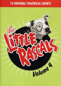 The Little Rascals: Volume 4