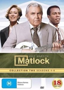 Matlock: Collection 2 (Season 4-6) [Import]
