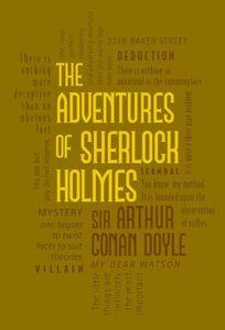 Adventures of Sherlock Holmes (Word Cloud Classics)