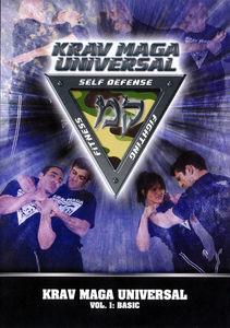 Krav Maga Universal, Vol. 1 - Basic