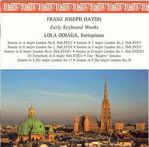 Early Haydn Keyboard Works