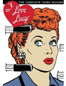 I Love Lucy: The Complete Third Season