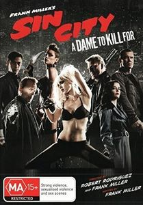 Sin City: A Dame to Kill For (3D) [Import]