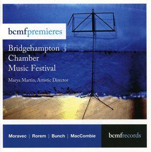 BCMF Premieres: Bridgehampton Chamber Music