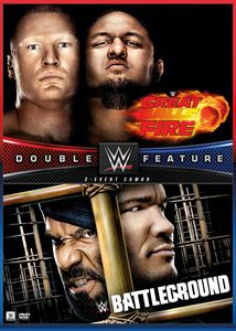 WWE: Great Balls of Fire /  Battleground 2017