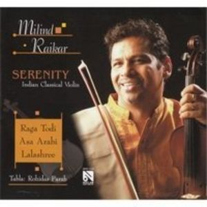 Serenity: Indian Classical Violin