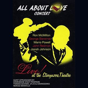 All About Love Concert - Live at the Stargazers Theatre