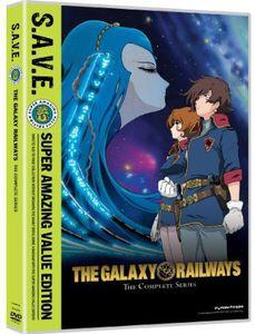 Galaxy Railways: S.A.V.E.