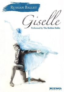 Russian Ballet: Giselle