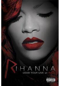 Rihanna Loud Tour Live at the 02