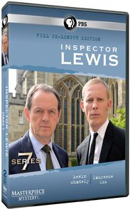 Inspector Lewis: Series 7 (Masterpiece Mystery)