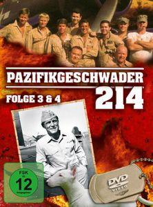 Pazifikgeschwader 214: Staffel /  Folge 3 & 4
