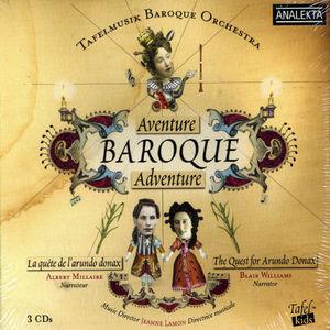 Baroque Adventure: The Quest for Arundo Donax