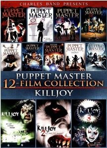 Killjoy And Puppet Master: Complete Collections