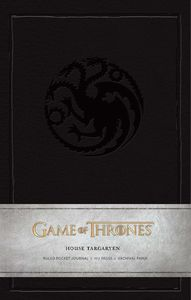 House Targaryen Ruled Journal (Game of Thrones)
