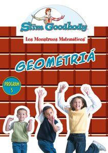 Slim Goodbody Monstrous Matematicos: Geometria (Spanish)