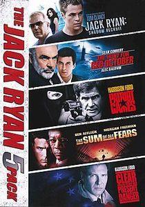 The Jack Ryan 5-Pack