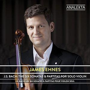 J.s. Bach: Six Sonatas & Partitas For Solo Violin