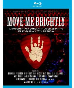 Move Me Brightly: Celebrating Jerry Garcia's