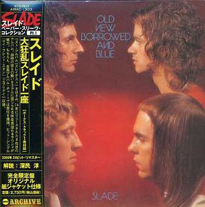 Old New Borrowed & Blue [Import]
