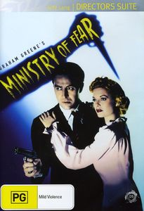 Ministry of Fear [Import]