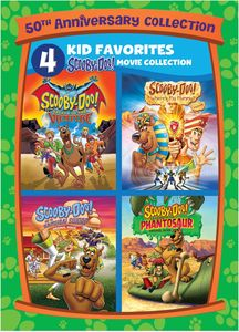 4 Kids Favorites: Scooby Doo! Movie Collection