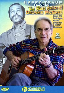 Teaches the Blues Guitar of Brownie McGhee