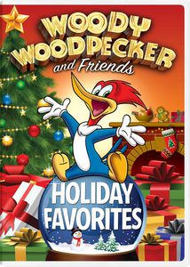 Woody Woodpecker and Friends: Holiday Favorites