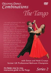 Discover Dance Combinations: The Tango Series 2