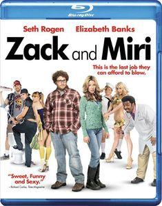 Zack and Miri Blu-Ray