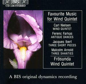 Favorite Music for Wind Quintet /  Various