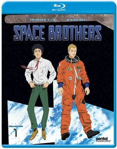Space Brothers: Collection 1