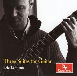 Three Suites for Guitar