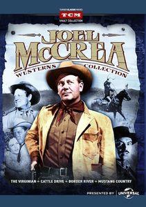 Joel McCrea Westerns Collection