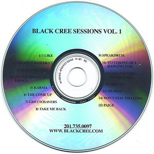 Black Cree Sessions 1