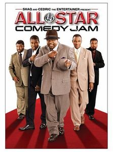 Shaq and Cedric the Entertainer Present: All Star Comedy Jam
