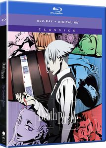 Death Parade: Complete Series - Classic
