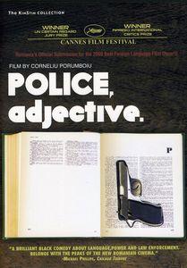 Police Adjective