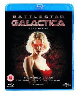 Battlestar Galactica (2004): Season 1 [Import]