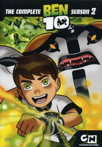 Ben 10: The Complete Season 2