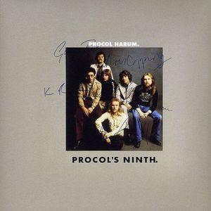Procol's Ninth [Import] , Procol Harum