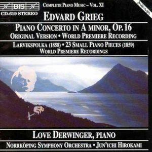 Piano Concerto in a